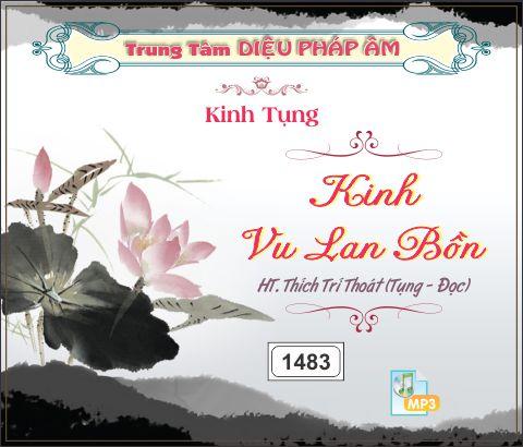 Kinh Vu Lan Bồn
