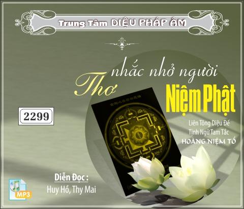 Thơ Nhắc Người Niệm Phật