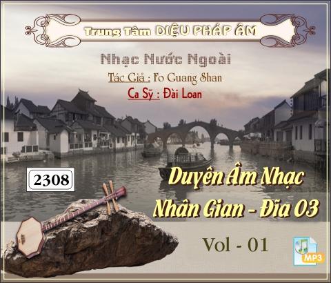 Duyên Âm Nhạc Nhân Gian Vol1 D3
