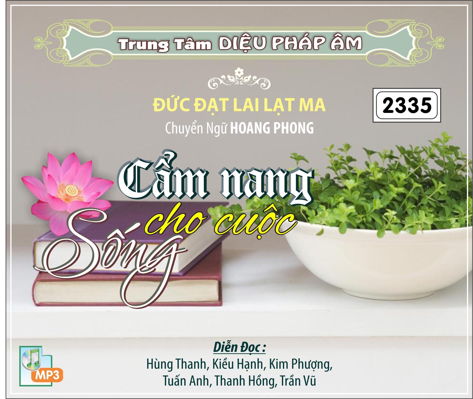 Cẩm Nang Cho Cuộc Sống