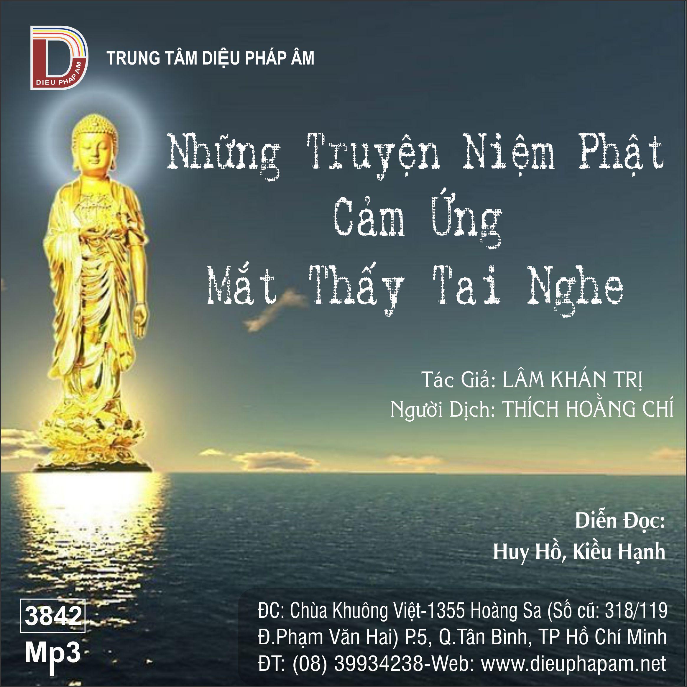 Những truyện niệm Phật cảm ứng mắt thấy tai nghe