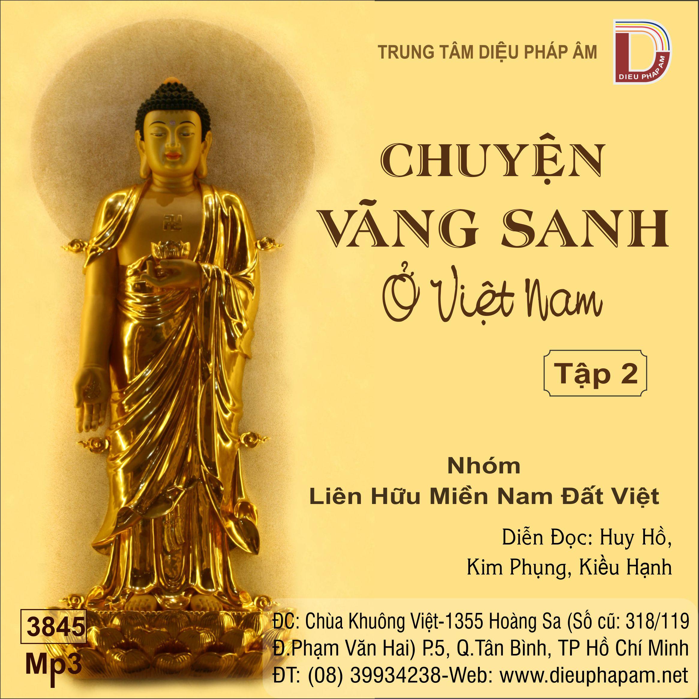 Chuyện vãng sanh ở Việt Nam - Tập 2
