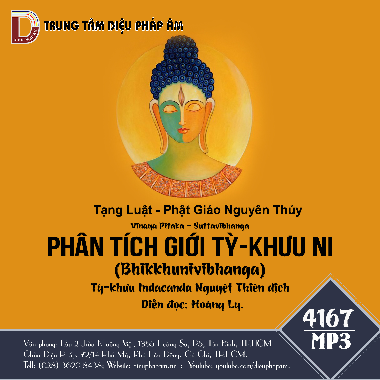 Tạng Luật - Phật Giáo Nguyên Thủy - Phân Tích Giới Tỳ-Khưu Ni